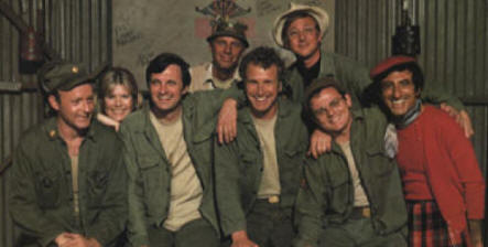 Cast from M*A*S*H* Behind the Scenes