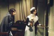 rose- jean marsh  helps alfred - george innes  in upstairs downstairs